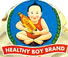 HEALTHY BOY LOGO